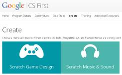Google CS-First